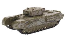 Churchill Mk III British Army Royal Armoured Corps 142nd Rgt