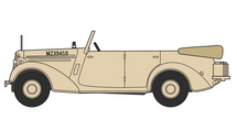 Humber Snipe Tourer British Army, Old Faithful, Bernard Montgomery