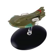 Tellarite Arkonian Class Light Cruiser - Comes with Collector Magazine