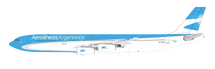 Aerolineas Argentinas Airbus A340-300 LV-CSX With Stand