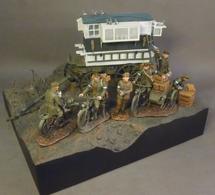 No Man`s Land Diorama Base, The Great War 1914-1918 (1pc)
