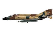 F-4D Phantom II IRIAF 71st TFS, #67-14869, Shiraz AB, Iran
