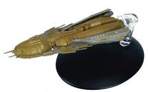 Hirogen Holoship Hirogen Hunters, STAR TREK: Voyager, w/Magazine