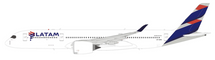 LATAM Airlines A350-900 A7-AMA With Stand Limited 77pcs