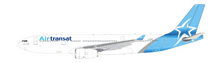 Air Transat Airbus A330-200 C-GTSN With Stand