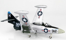 F9F-5 Panther USN VF-153 Blue Tail Flies, Blue Tail Fly, USS