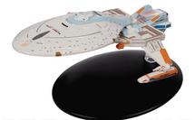 Yeager-type Starship Starfleet, NCC-65674 USS Yeager, STAR TREK: Deep Space Nine, w/Magazine