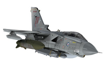 Tornado GR4 ZA459 15 Squadron Op. Ellamy - 100 Years of the RAF