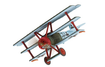 DR.1 Dreidecker, 155/17 Lt. Eberhard Mohnicke, Jasta 11, von Richthofen`s Flying Circus