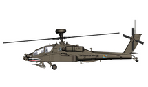 AH-64D Longbow Apache US Army 229th Aviation Rgt Flying Tigers, Fort Knox, KY, 2005