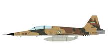F-5F Tiger II IRIAF 43rd TFS, #3-7155, Dez/Vahdati AB, Iran, 2009