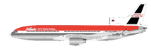 "Atlantic International Lockheed L-1011 N330EA movie ""Passenger 57"" With Stand"