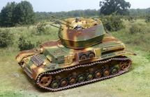 PzKfW IV Wirbelwind Normandy, WWII