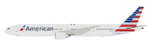 American Airlines Boeing 777-300ER N730AN With Stand