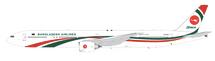 Biman Bangladesh Boeing 777-300ER S2-AFP With Stand