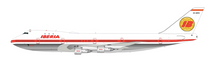 Iberia Boeing 747-100 EC-BRO With Stand