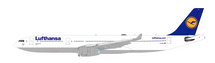 Lufthansa Airbus A330-343 D-AIKJ With Stand Limited 72 models
