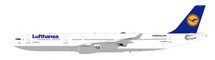 Lufthansa Airbus A340-313 D-AIGZ With Stand Limited 52 models