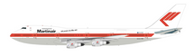Martinair Boeing 747-200 PH-MCF With Stand Limited 36 Models