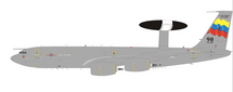 UK Air Force Boeing E-3D Sentry AEW1 (707-300) ZH103 With Stand