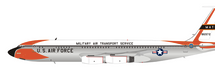 USA Air Force Boeing VC-137B (707-153B) 58-6972 With Stand 120 MODELS