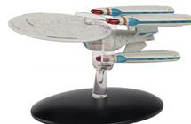 Niagara-class Starship Starfleet, NCC-59804 USS Princeton, STAR TREK: The Next Generation, w/Magazine