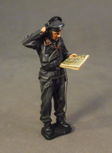 Tank Crew #3, Panzerkampfwagen I Ausf. A, Germany, The Second World War, single figure