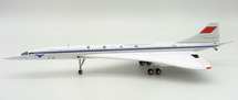 CAAC Concorde B-0772 With Stand