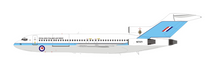 New Zealand Air Force Boeing 727-100 NZ7271 With Stand