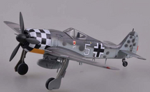 Fw 190A Luftwaffe 1./JG 1, White 5, Rudolf Hubl, July 1943