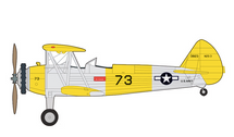 N2S-3 Stearman USN, Black 73, 1944
