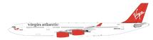 "Virgin Atlantic Airways Airbus A340-300 G-VFLY ""Dragon Lady"""