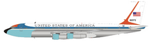 USA Air Force Boeing VC-137B (707-153B) 58-6970 With Stand