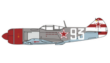La-7 Soviet Air Force 156th Fighter Rgt, White 93
