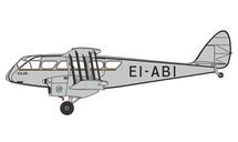 Dragon Irish Historic Flight, EI-ABI