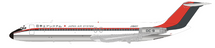 Japan Air System JAS DC-9-41 JA8437 With Stand