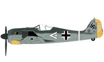 Fw 190A Luftwaffe III./JG 2 Richthofen, Egon Mayer