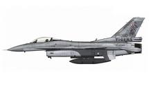 F-16D Fighting Falcon Polish Air Force 6th FS, #4060, Cambrai AB