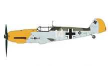 Bf 109E-3 Hans-Joachim Marseille, 1.(J)/ LG 2, France, Sept 1940