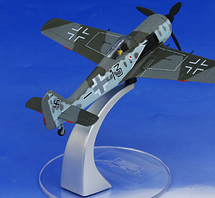 "FW-190 Luftwaffe JG 26 Schlageter, ""Black 13"", Major Joseph Priller"