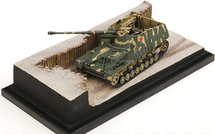 Panther Tank AUSF.G Tank & 3 German Infantry Figures
