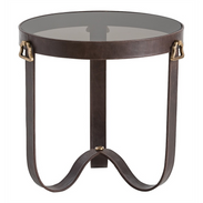 Stirrup End Table