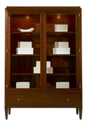 Henredon Ascot China Cabinet - Barbara Barry