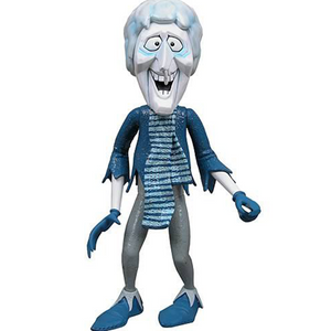 Large Snow Miser Action Figure.