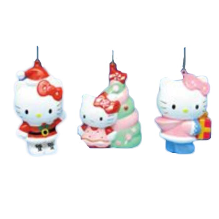 Hello Kitty Blow Mold Christmas Tree Ornament | RetroFestive.ca