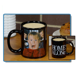 Home Alone ceramic coffee mug.
