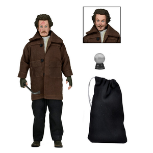 Marv - Home Alone retro-style action figure.