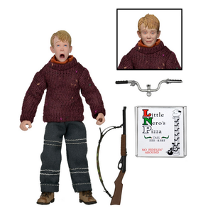 Kevin Home Alone retro action figure