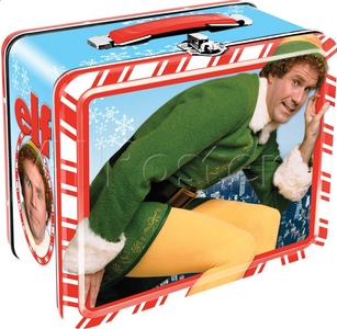 Elf Lunch Box.