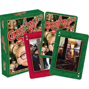 A Christmas Story Playing Cards.